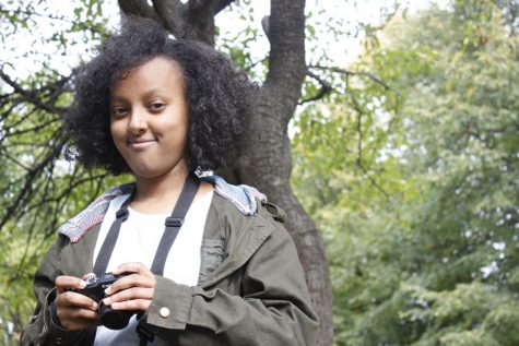 Student Profile: Sonia Muzemil '17