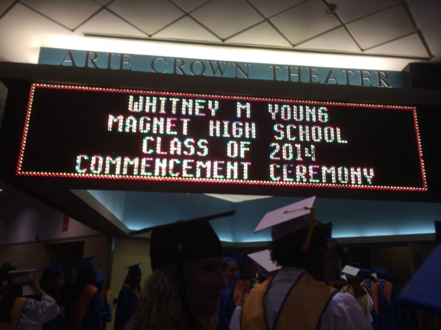 Class of 2014 gives advice for incoming seniors