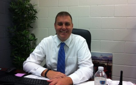 Interview with new Assistant Principal Matt Swanson