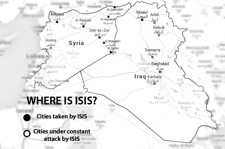 ISIS: what it is, where they are, and whats important