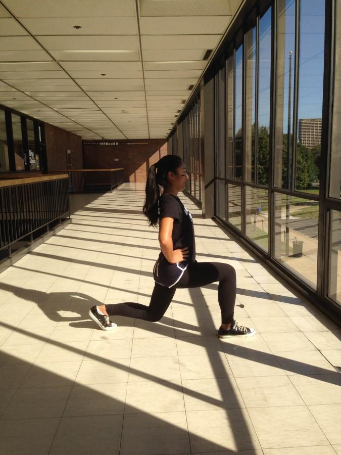 Exercise of the Week: Lunges