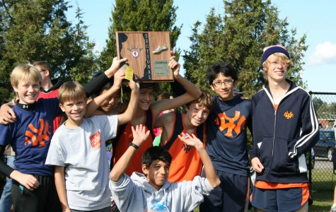 Academic Center cross country teams represent WY at state finals