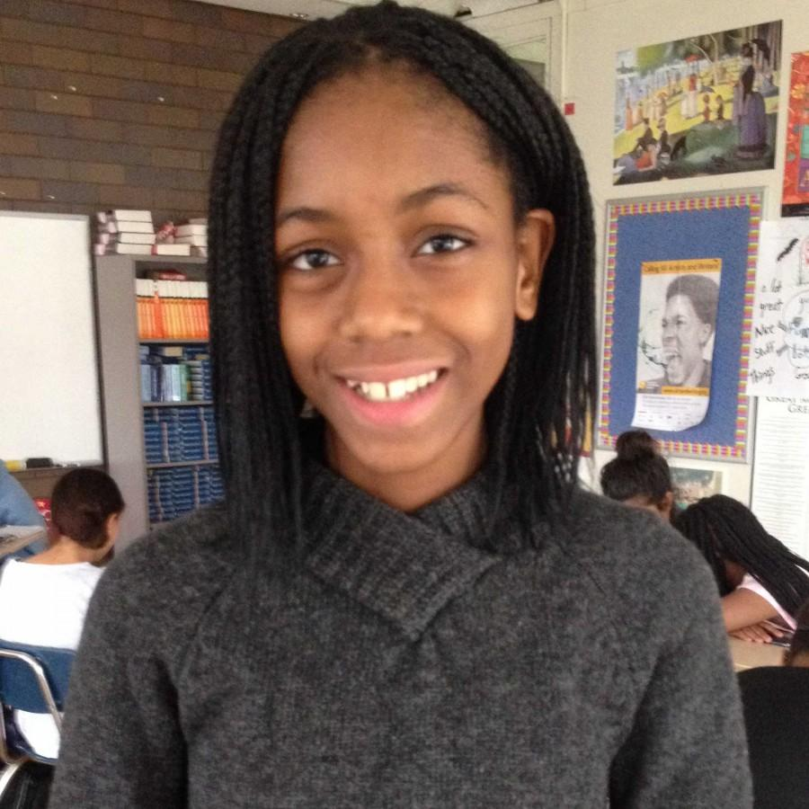 Student Spotlight: Kanyinsola Anifowoshe