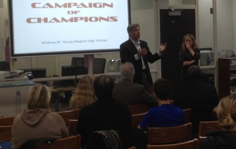 Campaign of Champions aims to raise funds for WY