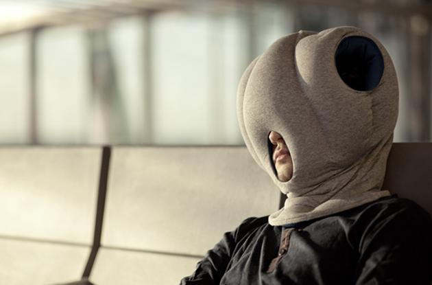 Ostrich Pillow courtesy of Amazon.com