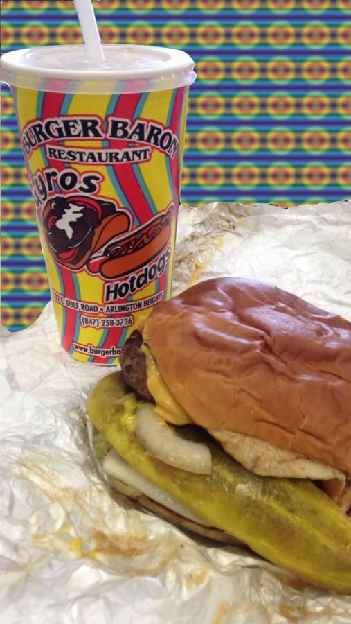 Hot Spot: Burger Baron
