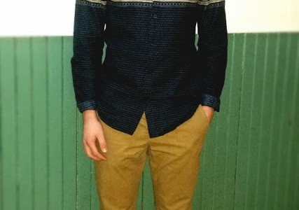Fashion Icon: Juan Gomez '17