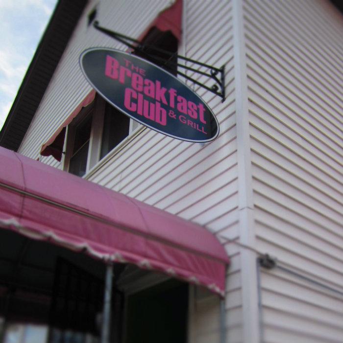 The Breakfast Club & Grill