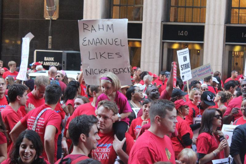 CTU and City of Chicago fear another teacher strike