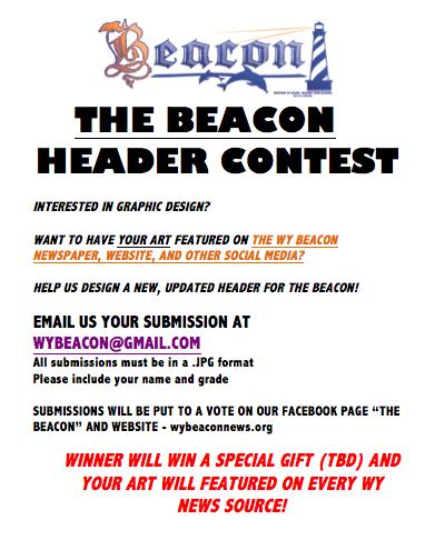 BEACON HEADER CONTEST!