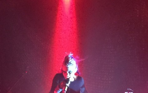 Grimes at the Metro concert review