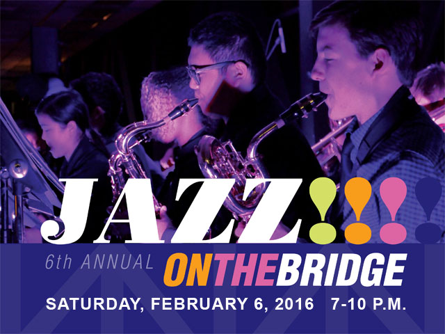 WY experiences the sound of the Blues at Jazz on the Bridge fundraiser