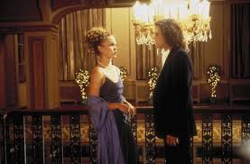 Julia Stiles and Heath Ledger in 10 Things I Hate about You. Photo courtesy of Google images.