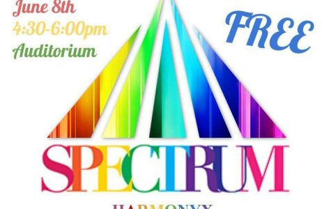 End the Year with the 'Spectrum' Show
