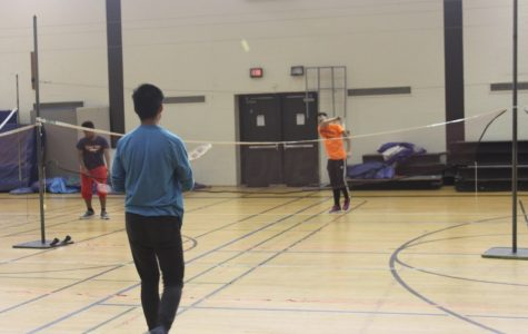 Club Spotlight: Badminton Club