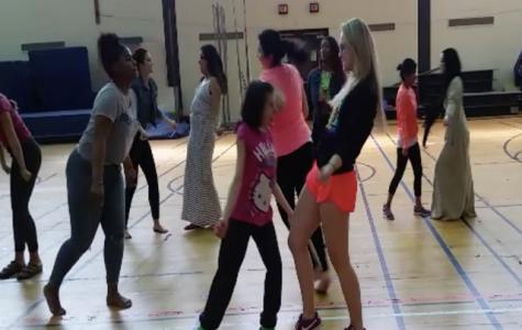 Best Buddies dance team breaking barriers