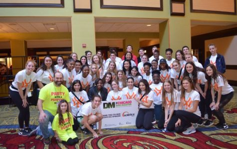 Put on Your Jazzy Pants: Chicago Dance Marathon