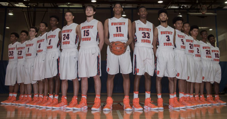 Introducing+the+2016-2017+Whitney+Young+Boys+Varsity+Basketball+Team