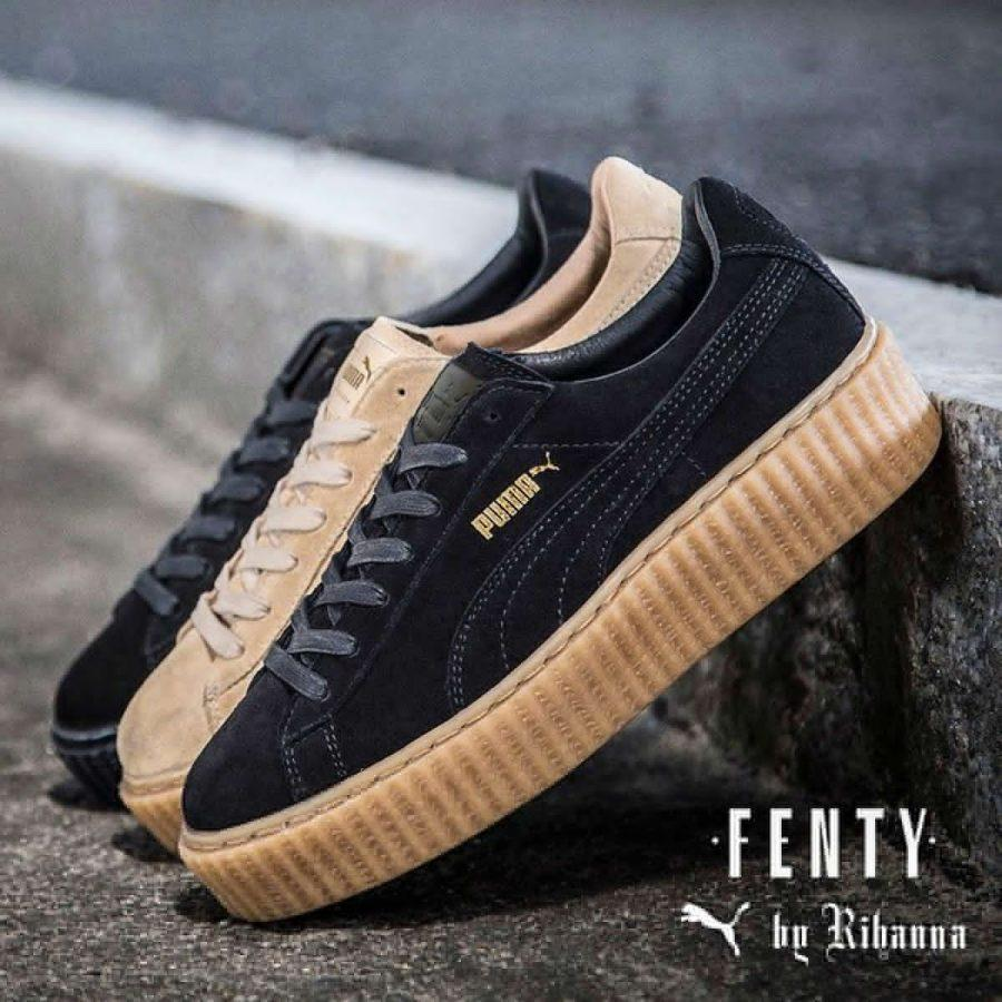 3ee7c467e5a Fenty x PUMA Creepers Take Shoe of the Year – BEACON