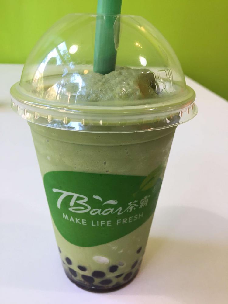 Tbaar Bubble Tea Review