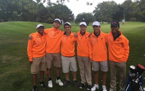 Boy's Varsity Golf season premiere