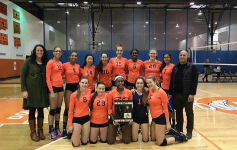 The Lady Dolphins Varsity Volleyball Team are Regional Champions!