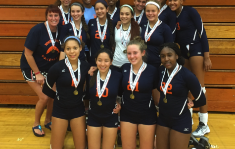 Girls Volleyball serves WY an undefeated season