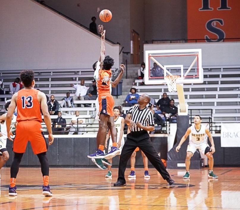 Boys basketball is on a roll