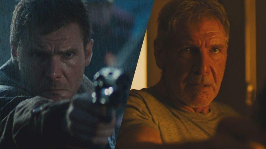 Science Fiction Films Blade Runner and Blade Runner 2049