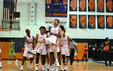 Boy's basketball takes a spot in the final four