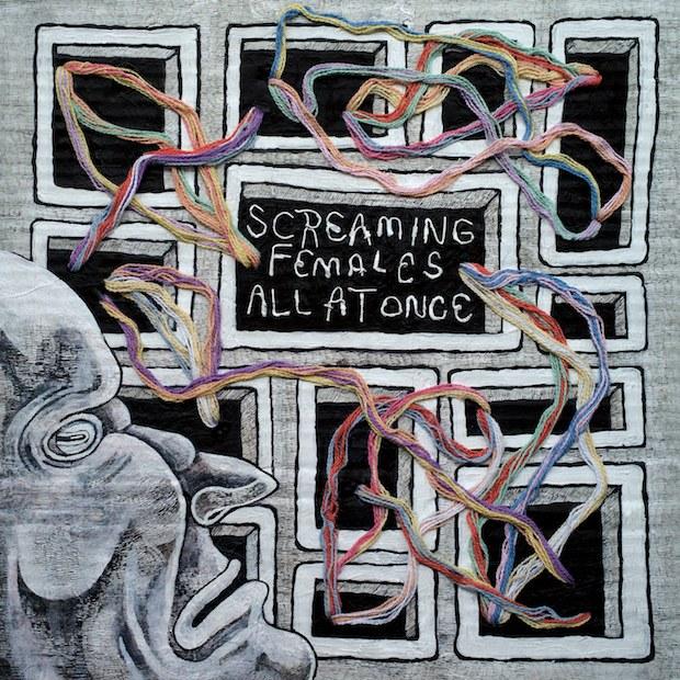 New+Screaming+Females+Album+Blows+My+Tiny+Human+Mind