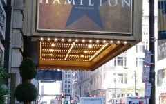 WY Band and Dance Students Take a Field Trip to See Hamilton