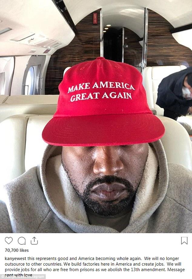 © Kanye West/Instagram