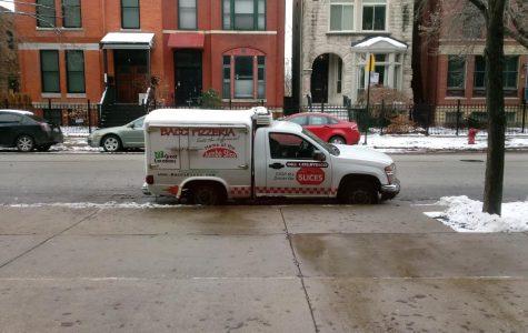 Bacci Pizza Truck