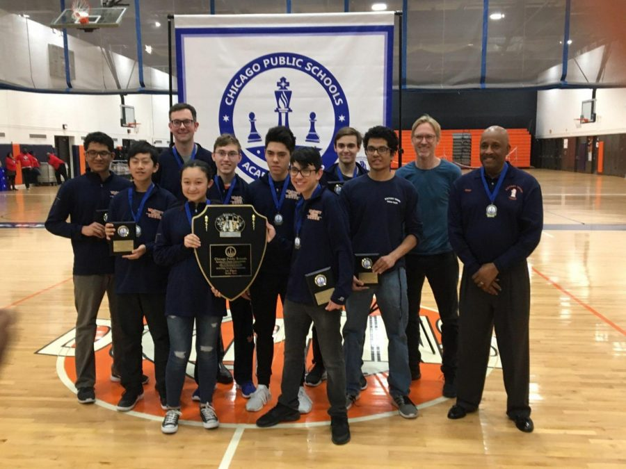 Whitney Young Chess Team Wins Fourth Straight City Title