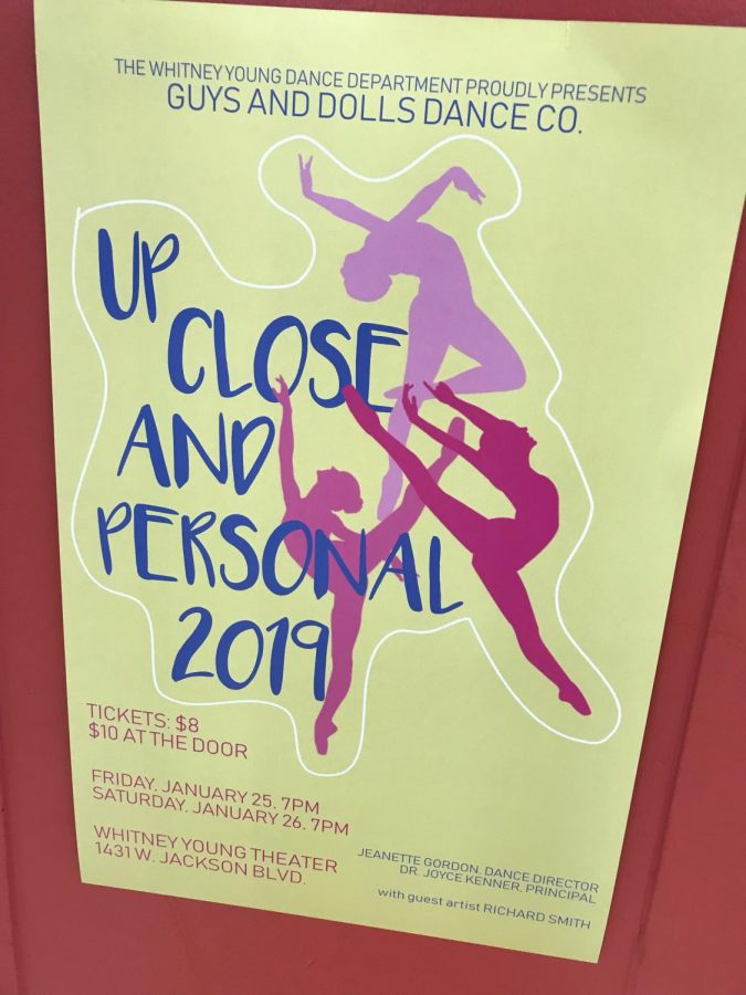 Guys and Dolls: Up Close and Personal Review