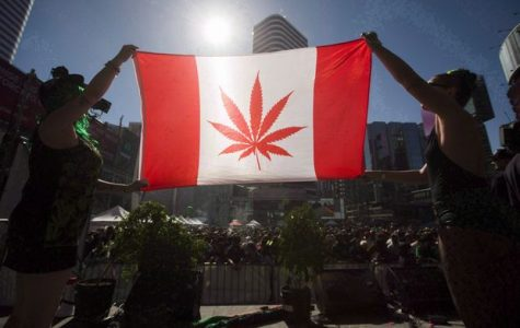 Marijuana now completely legal in Canada (old news)