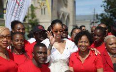 Rihanna appointed Ambassador by Barbados (old news)