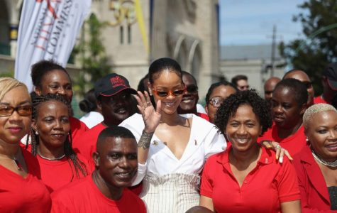 Rihanna appointed Ambassador by Barbados (old news)
