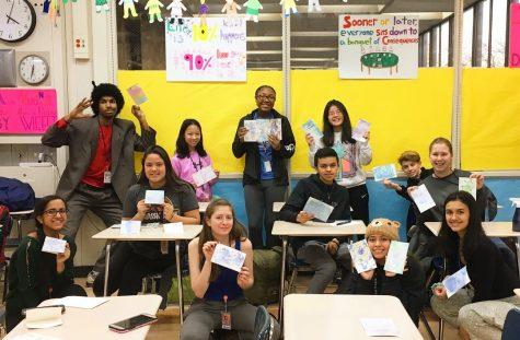 WY Students Attend Northwestern High School Journalism Day