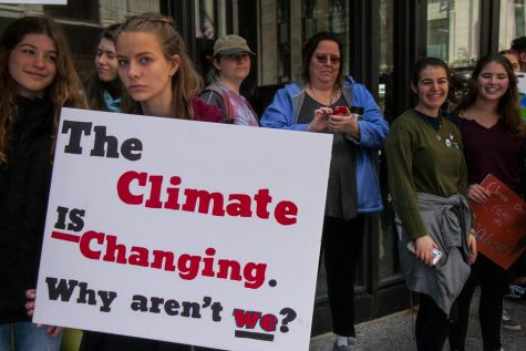 Excused Absences  for the Climate Strike