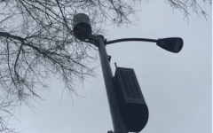 A 5G attachment to a lamppost