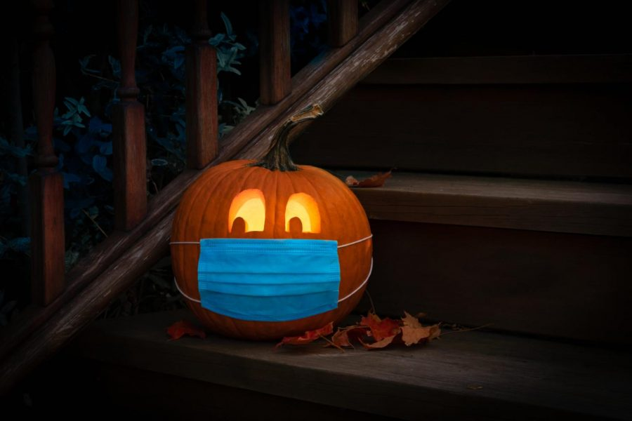 A COVID-19 Halloween