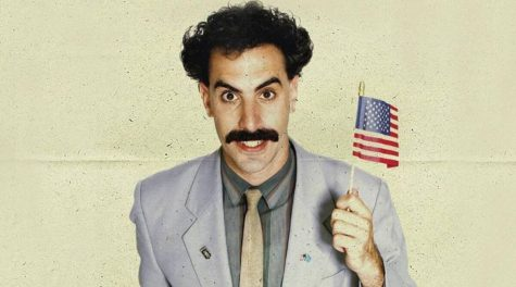 Borat is at it again