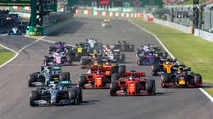 Top Ten: Formula One Drivers Currently Racing