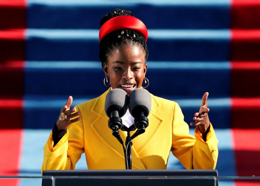 Who is the Youngest Inaugural Poet In U.S. History? Amanda Gorman.