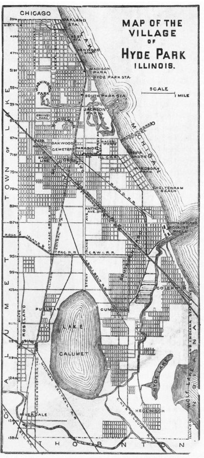 Hyde Park: an intricate, complicated, and beautiful neighborhood